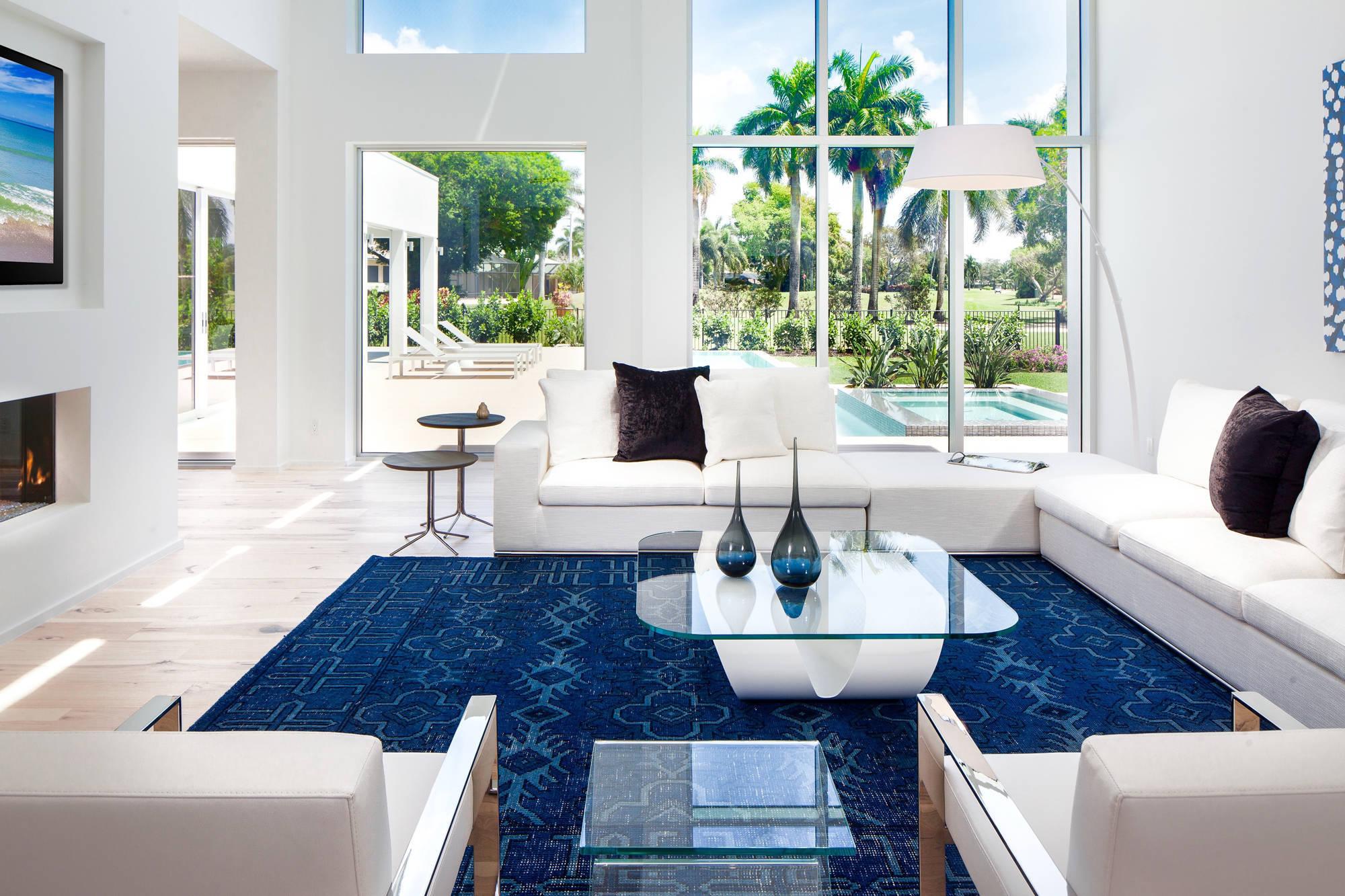 Naples Contemporary interior design