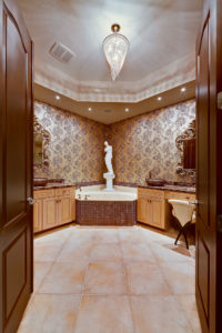 Romantic Interior Design - Mediterra, Naples, Fl
